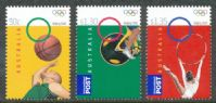 AUS SG3028-30 Beijing 2008 Olympic Games set of 3
